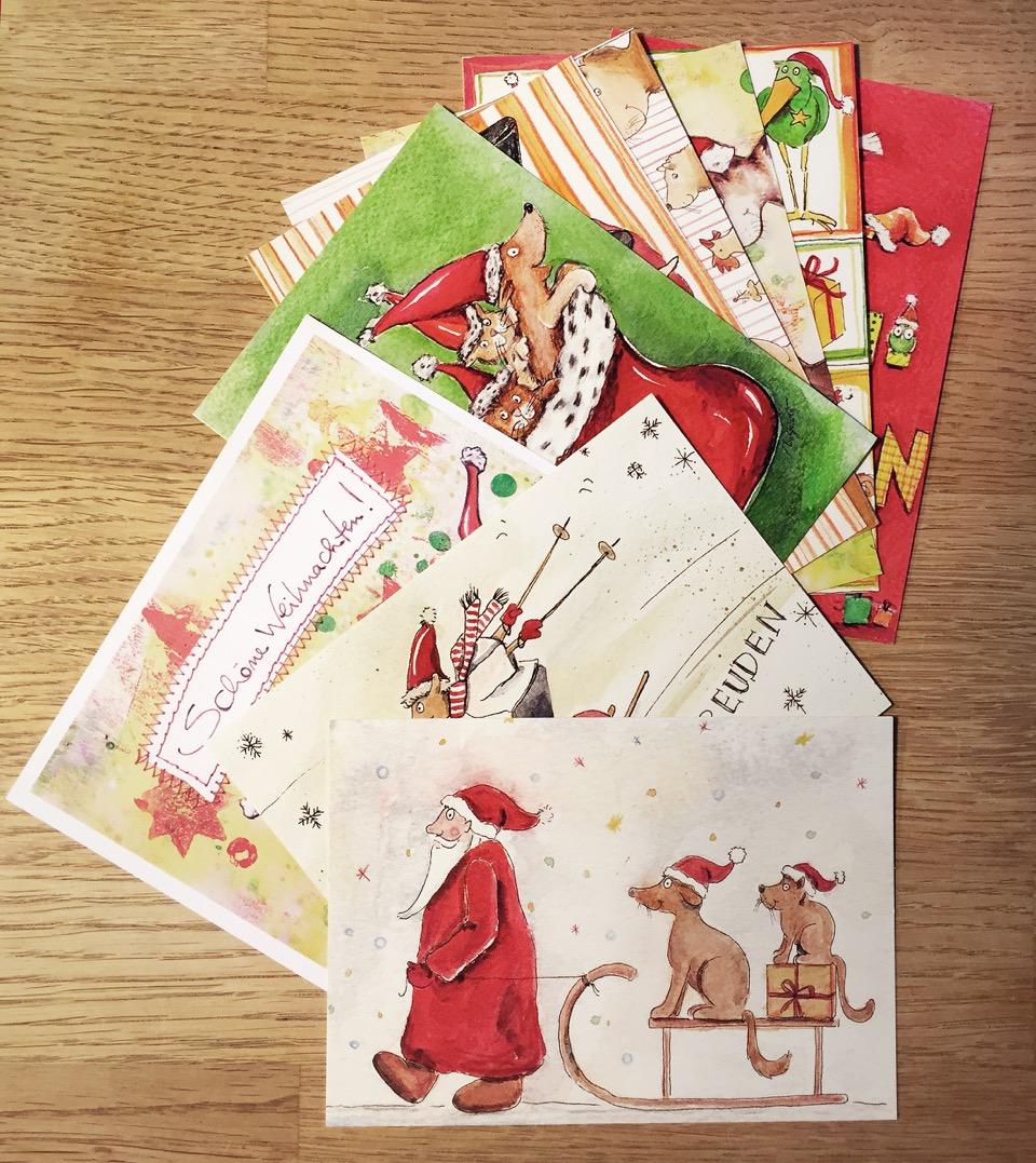 Weihnachtskarten_ninananou